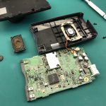 Panasonic ETC CY-ET600 修理