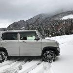 5MT 4WD ハスラー徹底レビュー
